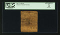 Colonial Notes:Delaware, Delaware March 1, 1758 15s PCGS Apparent Fine 12.. ...