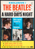 "Movie Posters:Rock and Roll, A Hard Day's Night (Whitman Publishing, 1964). Beatles Magazine(Multiple Pages, 8.25"" X 11.75""). Rock and Roll.. ..."