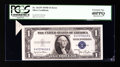 Error Notes:Attached Tabs, Fr. 1613n $1 1935D Silver Certificate. PCGS Extremely Fine 40PPQ.....