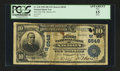 National Bank Notes:Colorado, Akron, CO - $10 1902 Date Back Fr. 618 The First NB Ch. # (W)8548....