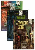 Silver Age (1956-1969):Horror, Twilight Zone File Copies Group (Gold Key, 1963-82) Condition:Average VF+.... (Total: 61 Comic Books)