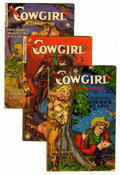 Golden Age (1938-1955):Western, Cowgirl Romances #1-12 Group (Fiction House, 1950-53) Condition: Average VG except as noted.... (Total: 12 Comic Books)