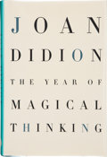 Books:Signed Editions, Joan Didion. The Year of Magical Thinking. New York: Alfred A. Knopf, 2005. First edition. Signed by the author ...