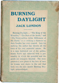 Books:First Editions, Jack London. Burning Daylight. New York: The MacmillanCompany, 1910.. First edition (variant issue not noted ...