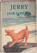 Books:First Editions, Jack London. Jerry of the Islands. New York: The MacmillanCompany, 1917.. First edition, with copyright page ...
