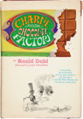 Books:First Editions, Roald Dahl. Charlie and the Chocolate Factory. New York:Alfred A. Knopf, [1964].. First edition (the American...