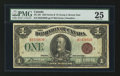 Canadian Currency: , DC-25i $1 1923. ...