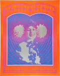 Memorabilia:Poster, Psychedelic Poster Group (Neon Rose, 1967) Condition: AverageNM.... (Total: 2 Items)