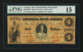 Canadian Currency: , Toronto, CW- Colonial Bank of Canada $4 June 18, 1859 Ch. # 130-10-02-08. ...