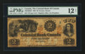 Canadian Currency: , Toronto, ON- Colonial Bank of Canada $2 May 25, 1859 Ch. 130-10-02-04. ...