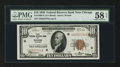 Fr. 1860-G $10 1929 Federal Reserve Bank Note. PMG Choice About Unc 58 EPQ