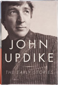 Books:First Editions, John Updike. The Early Stories 1953-1975. New York: AlfredA. Knopf, 2003. First edition. Publisher's original bindi...