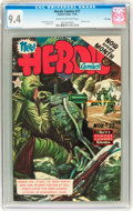 Golden Age (1938-1955):Non-Fiction, Heroic Comics #77 File Copy (Eastern Color, 1952) CGC NM 9.4 Creamto off-white pages....
