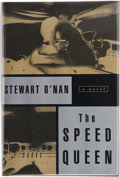 Books:Signed Editions, Stewart O'Nan. The Speed Queen. New York, et al.: Doubleday, [1997]. First edition. Signed and dated by the author...