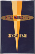 Books:Signed Editions, Stewart O'Nan. In the Walled City. Pittsburgh and London: University of Pittsburgh Press, [1993]. First edition. S...