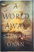 Books:Signed Editions, Stewart O'Nan. A World Away. New York: Henry Holt and Company, [1998]. First edition. Signed by the author on the ...