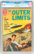 Silver Age (1956-1969):Science Fiction, Outer Limits #5 File Copy (Dell, 1965) CGC NM 9.4 Off-white pages....