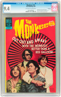Silver Age (1956-1969):Humor, The Monkees #14 File Copy (Dell, 1968) CGC NM 9.4 Off-white towhite pages....