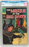 Silver Age (1956-1969):Horror, Movie Classics: Masque of the Red Death - File Copy (Dell, 1964)CGC NM+ 9.6 Off-white to white pages....