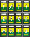 Baseball Cards:Sets, 1964 Topps Stand Ups Baseball High Grade Complete Set (77)....