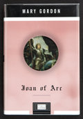 Books:Signed Editions, Mary Gordon. Joan of Arc. [New York, et al.]: A Lipper / Viking Book, [2000]. First edition. Signed and dated in W...
