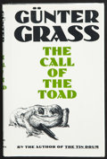 Books:First Editions, Günter Grass. The Call of the Toad. Translated by RalphManheim. New York San Diego London: A Helen and Kurt Wolff B...