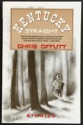 Books:First Editions, Chris Offutt. Kentucky Straight. New York: VintageContemporaries / Vintage Books / A division of Random House,Inc....