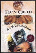 Books:First Editions, Ben Okri. The Famished Road. New York, et al.: Nan A. Talese/ Doubleday, [1992]. First edition. Publisher's origina...