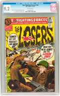 Bronze Age (1970-1979):War, Our Fighting Forces #134 (DC, 1971) CGC NM- 9.2 Off-white pages....