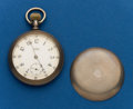 Timepieces:Pocket (post 1900), Waltham, Model 88, 16 Size, Fancy Dial. ...