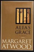 Books:Signed Editions, Margaret Atwood. Alias Grace. New York, et al.: Nan A. Talese / Doubleday, [1996]. First U.S. edition. Inscribed, ...