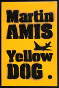 Books:Signed Editions, Martin Amis. Yellow Dog. London: Jonathan Cape, [2003]. First edition. Signed and dated by the author on the tit...