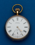 Timepieces:Pocket (post 1900), Waltham, Model 88, 16 Size, 7 Jewel. ...
