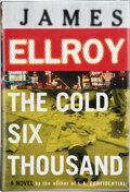 Books:Signed Editions, James Ellroy. The Cold Six Thousand. A Novel. New York: Alfred A. Knopf, 2001. First edition. Signed by th...