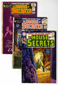 Bronze Age (1970-1979):Horror, House of Secrets Box Lot (DC, 1970-79) Condition: Average VG....
