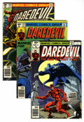 Modern Age (1980-Present):Superhero, Daredevil Group (Marvel, 1979-86) Condition: Average VG.... (Total:60 Comic Books)