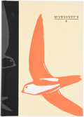 Books:Signed Editions, David Eggers, editor. McSweeney's 8. [San Francisco]: [McSweeney's], [2002]. First edition. Signed and dated by th...