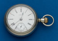 Timepieces:Pocket (post 1900), Waltham 15 Jewels Model 83. ...