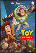 """Movie Posters:Animated, Toy Story Lot (Buena Vista, 1995). One Sheets (2) (27"""" X 40"""") DS Advance Styles. Animated.. ... (Total: 2 Items)"""