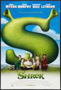 """Movie Posters:Animated, Shrek Lot (DreamWorks, 2001). One Sheets (2) (27"""" X 40"""") DS Advance Styles A and B. Animated.. ... (Total: 2 Items)"""