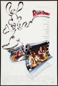 """Movie Posters:Animated, Who Framed Roger Rabbit (Buena Vista, 1988). One Sheet (27"""" X 40"""").Animated.. ..."""