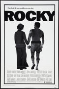 "Movie Posters:Academy Award Winners, Rocky (United Artists, 1977). One Sheet (27"" X 41"") Flat Folded. Sports.. ..."