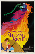 "Movie Posters:Animated, Sleeping Beauty (Buena Vista, R-1970). One Sheet (27"" X 41""). Animated.. ..."