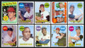 Baseball Cards:Sets, 1969 Topps Baseball Near Set (614/664). ...