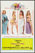 "Movie Posters:Sexploitation, Anyone Can Play (Paramount, 1968). One Sheet (27"" X 41"").Sexploitation.. ..."