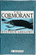 Books:First Editions, Stephen Gregory. The Cormorant. London: Heinemann, [1986].First edition. Publisher's original binding and dust jack...