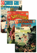 Silver Age (1956-1969):Romance, Charlton Romance Comics Group (Charlton, 1960s) Condition: AverageVG+.... (Total: 36 Comic Books)
