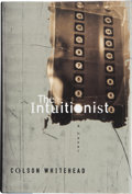 Books:Signed Editions, Colson Whitehead. The Intuitionist. New York, et al.: Anchor Books / Doubleday, [1999]. First edition. Signed and ...