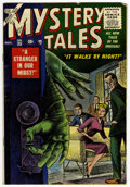 Golden Age (1938-1955):Horror, Mystery Tales #35 (Atlas, 1955) Condition: FN....