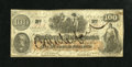 Confederate Notes:1862 Issues, CT41/315 Counterfeit $100 1862.. . ...